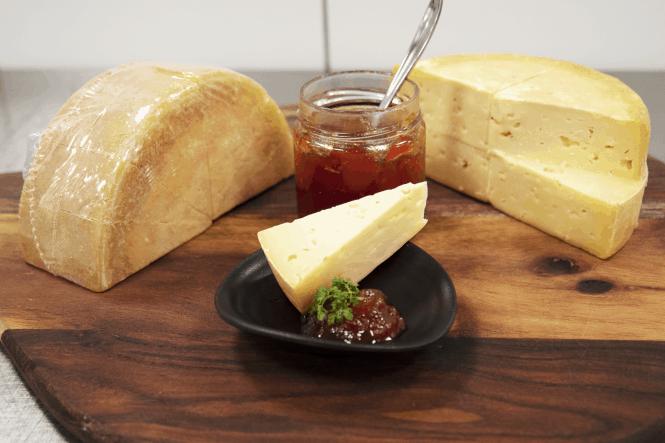 Opskåret oste
